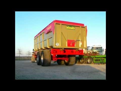 Transport bennes Leboulch.avi
