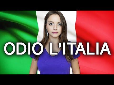L'ITALIA FA SCHIFO! Andate all'estero... [SUB ENG]