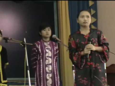 2 SMK Timbua Sayembara Puisi dan Lagu 2010 Peringkat Daerah Ranau