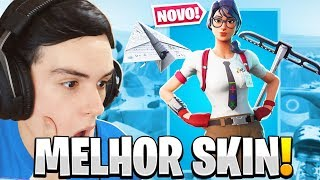 I BOUGHT THE BEST SKIN OF THIS SEASON AND I GAVE A LOT OF BULLETS! L FORTNITE