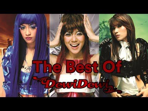 Cover Lagu Kompilasi Lagu Pop - The Best of Dewi Dewi HITSLAGU
