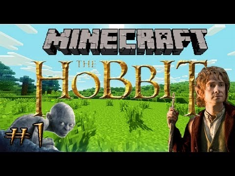The Hobbit Minecraft adventure map  YouTube