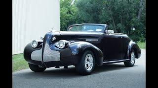 1939 Buick Roadmaster - Test Drive