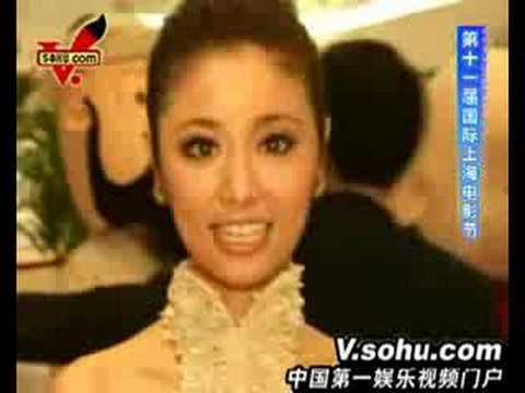 Ruby Lin & Alec Su behind the stage interview