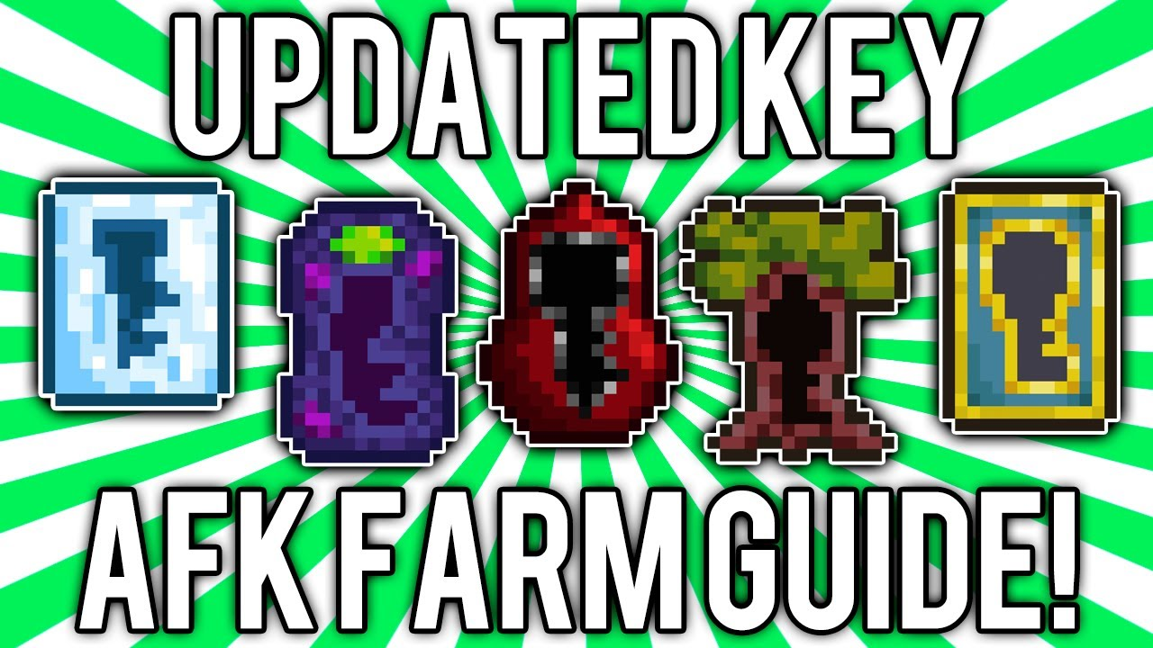 Terraria 12 How To Get Key Molds Updated Afk Farm Guide Wiring 1 2 Demizegg Youtube