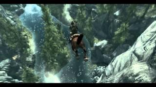Skyrim-вот что значит купил лошадь...