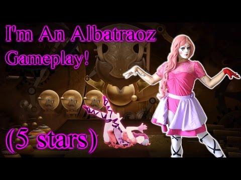 Видео: Just Dance 2016  Im An Albatraoz  5 stars Gameplay