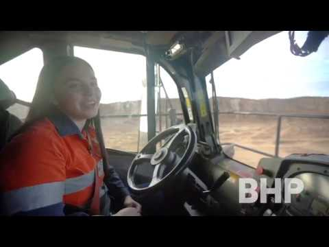 Ever Wondered What It's Like To Drive One Of The Biggest Trucks In The World?