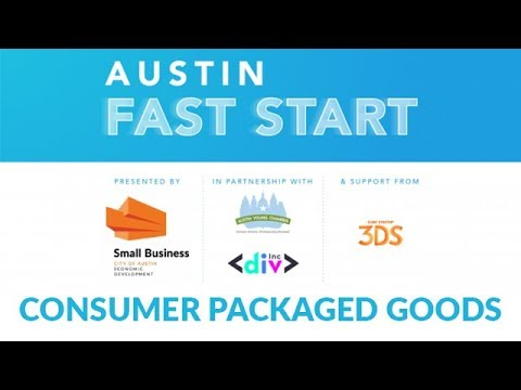 Austin Fast Start Pitch Competition | Consumer Packaged Goods
