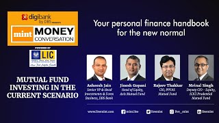 Mint Money Conversation presented by digibank by DBS: Mutual Fund investing in the new normal