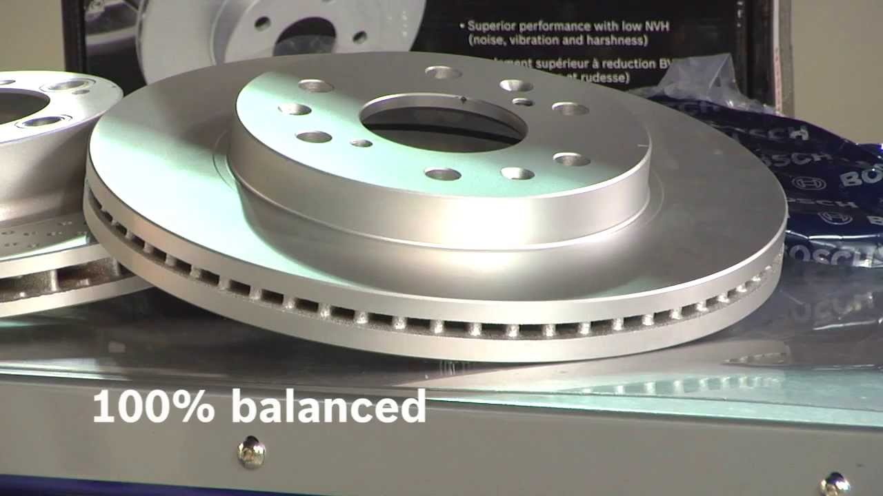 Product Review - Bosch Disc Brakes and Pads - Autoworld.com.my
