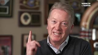 Frank Warren in-depth interview | Talks Eddie Hearn, Wilder v Fury update, Warrington v Frampton