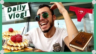 DAILY VLOG | ΑΓΚΑΜΙΑ!? | Τsede The Real