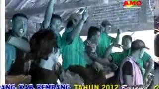 Dangdut Gratis Heboh Utami Dewi Fortuna   Kereta malam   Monata Karangmangu Sarang Rembang 2012