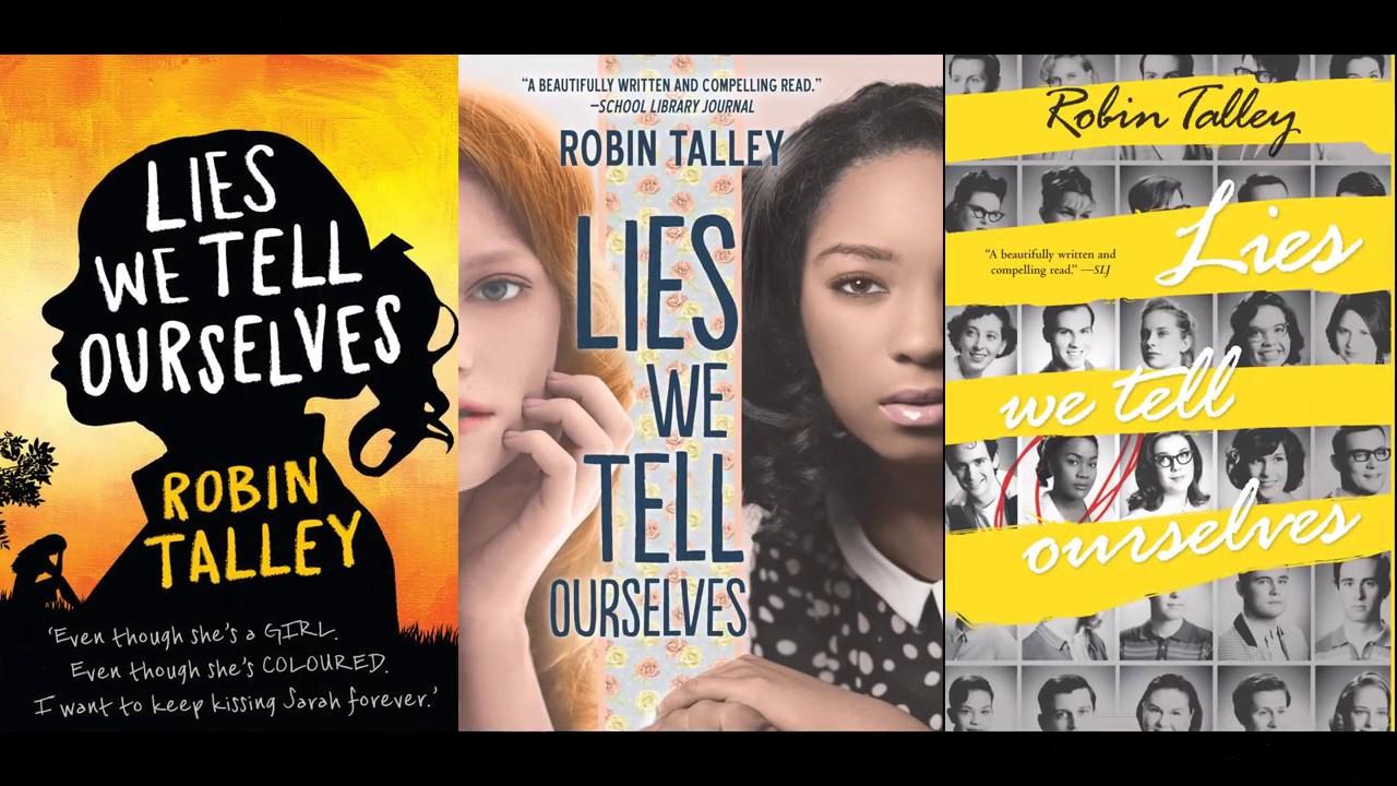 Lies: a book trailer