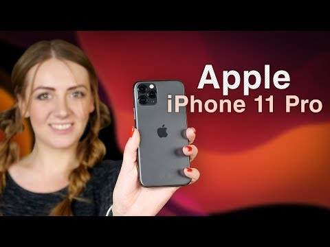 Обзор IPhone 11 Pro: камера, мотор!