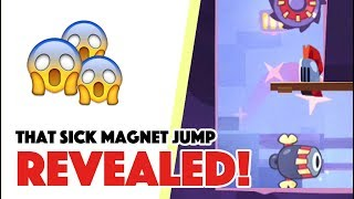 King of Thieves - Base 21 SICK IMPOSSIBLE magnet jump