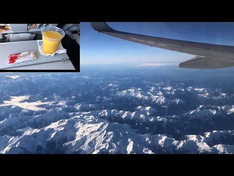American Airlines Trip Report | Dallas To Vancouver | Boeing 737-800