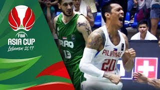 Top 5 Plays - Day 4 - FIBA Asia Cup 2017