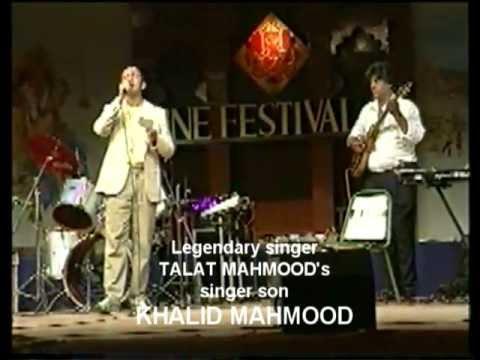 "Khalid Mahmood, Amit Kumar & Shahid Rafi rock 8000 crowd at ""PUNE FESTIVAL"""