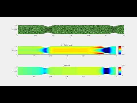 QuickerSim - Peristaltic Pipe Simulation