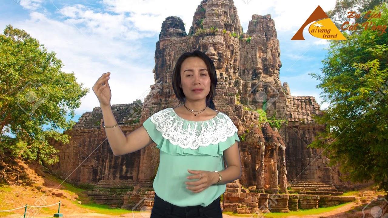 Kinh nghiệm du lịch Campuchia | Những điều lưu ý khi tham quan Siem Reap và Thành phố cổ Angkor Wat