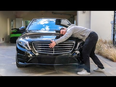 THE TRUTH ABOUT MY MERCEDES S550...