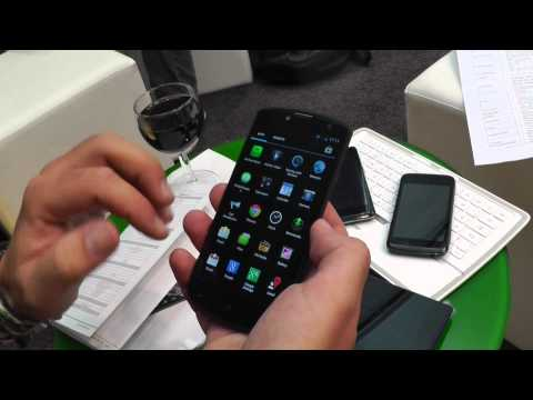 Archos 50 Oxygen: FullHD-Smartphone for 299$ Hands On
