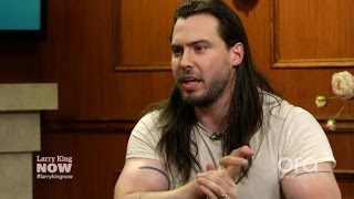 'No Candidate Can Do What We Need Done': Andrew W.K. On 2016 Election   Larry King Now   Ora.TV