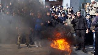Акценти. Автомайдан у Вінниці вимагав відставки Антона Шевцова(, 2016-03-10T16:41:32.000Z)