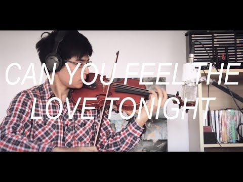 elton john can you feel the love tonight скачать mp3. Слушать песню Elton John - Can You Feel the Love Tonight (violin cover)
