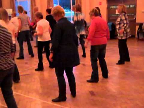 Line dancing lessons online - How to line dance steps