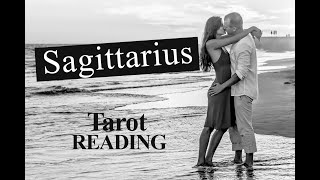 SAGITTARIUS TAROT LOVE READING - THEY KNOW YOU ARE THE ONE IN CONTROL NOW