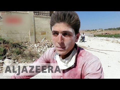 Syrian government accused of striking Idlib hospitals