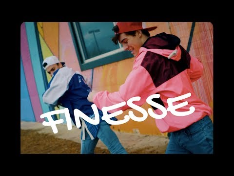 FINESSE (Remix) - Bruno Mars ft. Cardi B (90s DANCE VIDEO) Choreo by Jamie Bennett