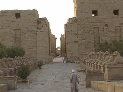 Karnak Temple Revisited