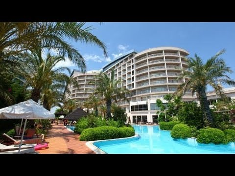Liberty Hotels Lara Antalya Turkey Formerly Hotel Lara Beach