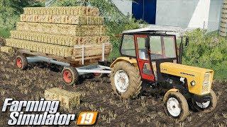 Zbieranie snopków - Farming Simulator 19 | #26