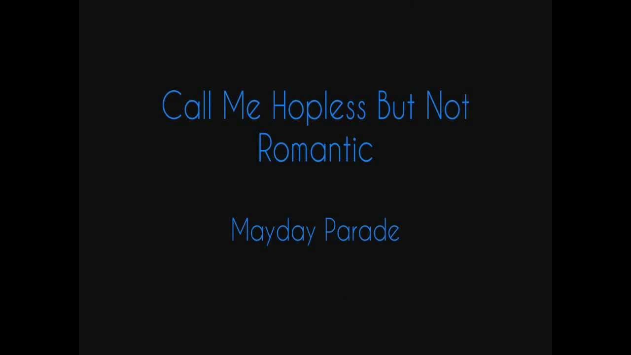 Romantic call lyrics