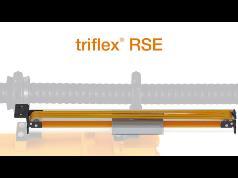 New igus Triflex robot dress pack options