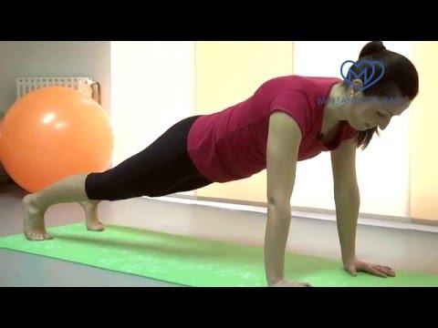 Vežba Daska - Plank