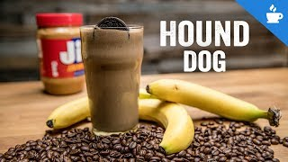 How to Make a Hound Dog 🥜  ☕   Learn more about why Black Rifle Cof...
