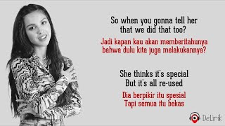 Deja Vu - Olivia Rodrigo (Lirik Lagu Terjemahan)