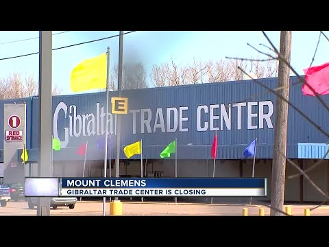 Gibraltar Trade Center in Mount Clemens announces upcoming closure of weekend market