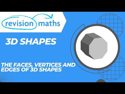 3D Shapes - Maths GCSE Revision
