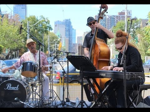 Alone Together by Archie Alleyne and Kollage Band at Cabbagetown Festival