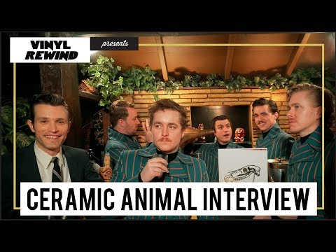 Ceramic Animal band interview | Vinyl Rewind