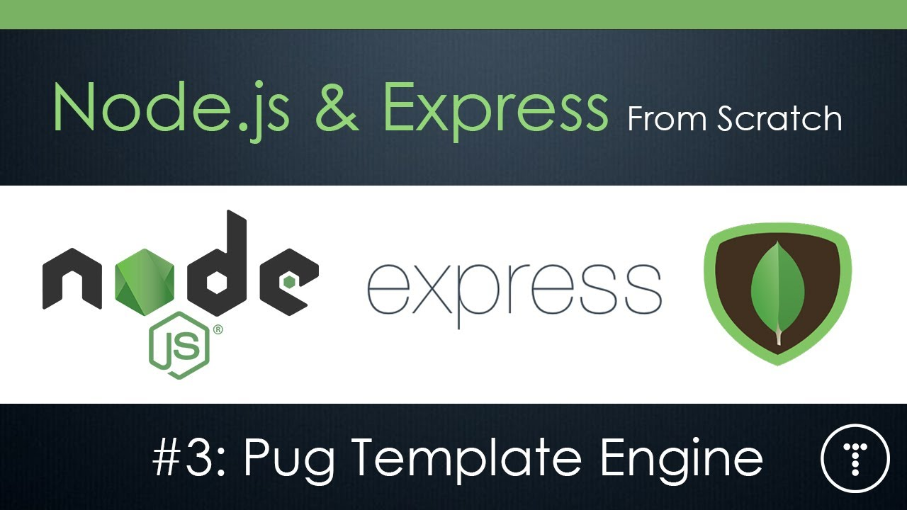 Node js & Express From Scratch [Part 3] - Pug Template Engine