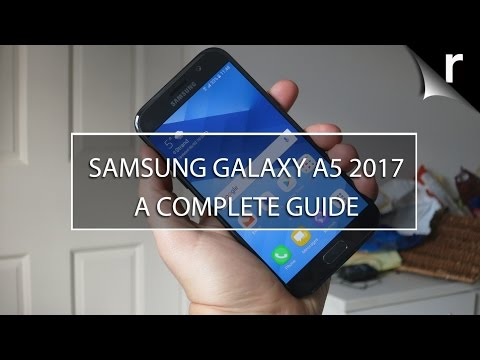 Samsung Galaxy A5 (2017): A Complete Guide