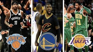 Kyrie Irving's GREATEST MOMENT Against Every NBA TEAM!